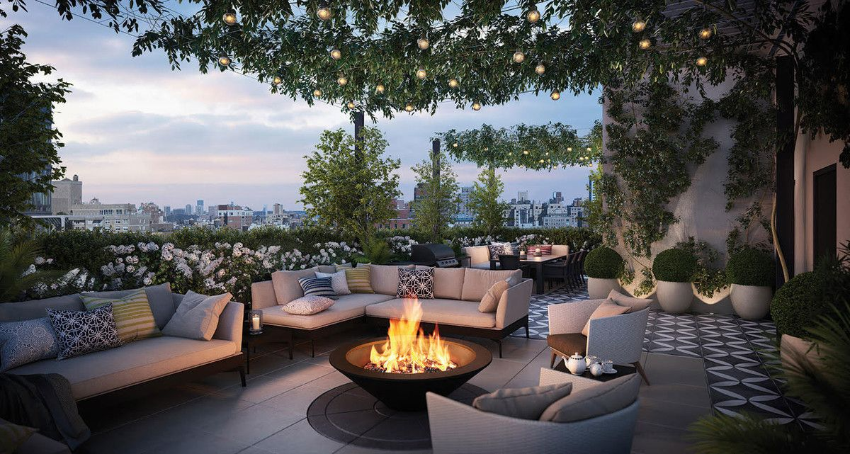 Lovely Rooftop Terrace