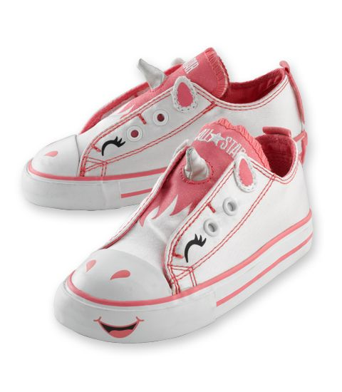 5078179d4f5f Unicorn chuck taylors!! OMG I LOVE these. Getting them for Clara!  Michelle  McDonald Campo