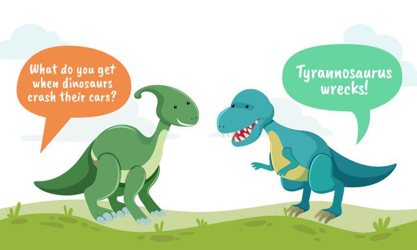 50 Funny Dinosaur Jokes For Kids Kid Activities In 2020 Dinosaur Funny Jokes For Kids Funny Jokes For Kids