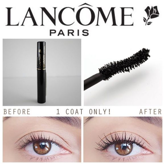 ea2a39bad1f LANCÔME Deluxe travel mini HYPNÔSE Drama Mascara NWT Lancôme Hypnôse Drama  mascara, deluxe sample/