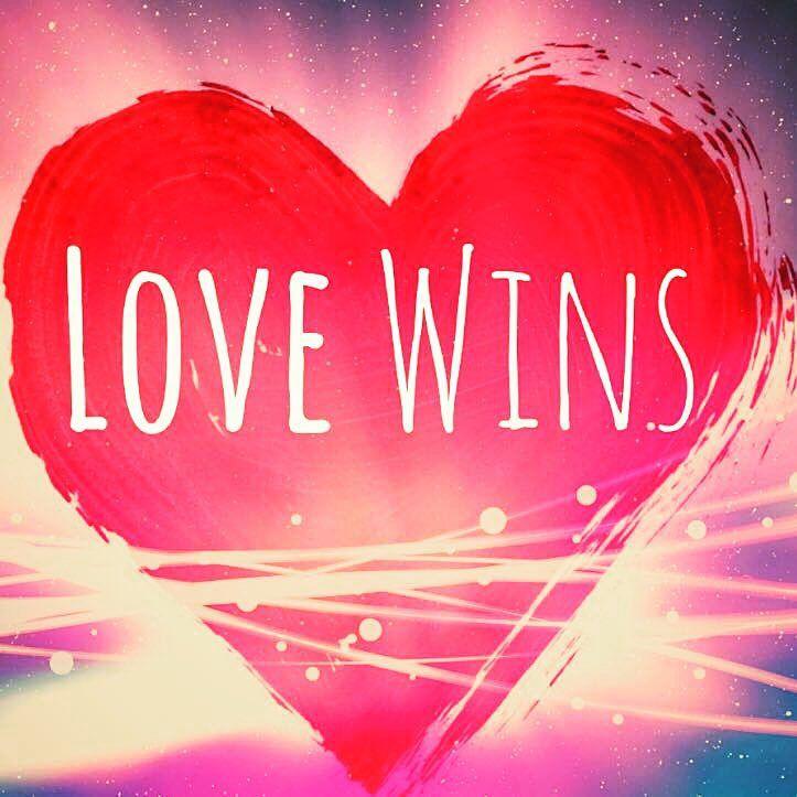 I love leo...: Love wins