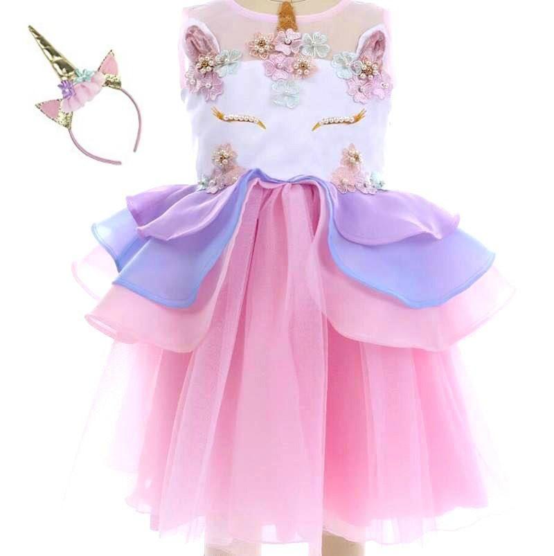 e230f943dcb Unicorn Princess Dress ~ PREORDER ~