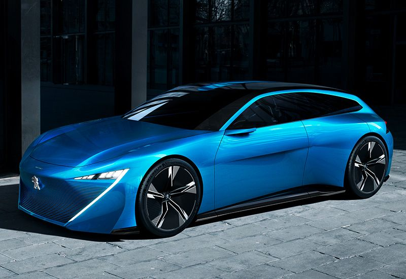 2017 Peugeot Instinct Concept Specifications Photo Price Information Rating Peugeot Geneva Motor Show Hybrid Car