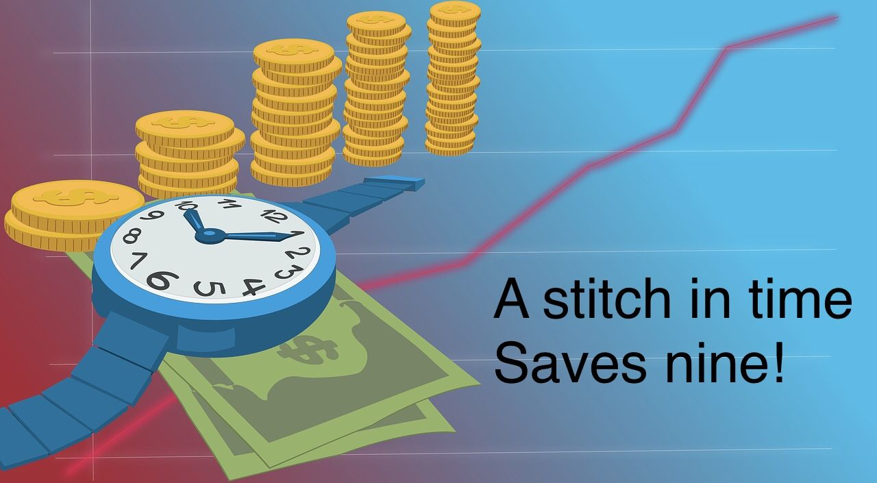 A smooth cash flow enables smooth business operation and