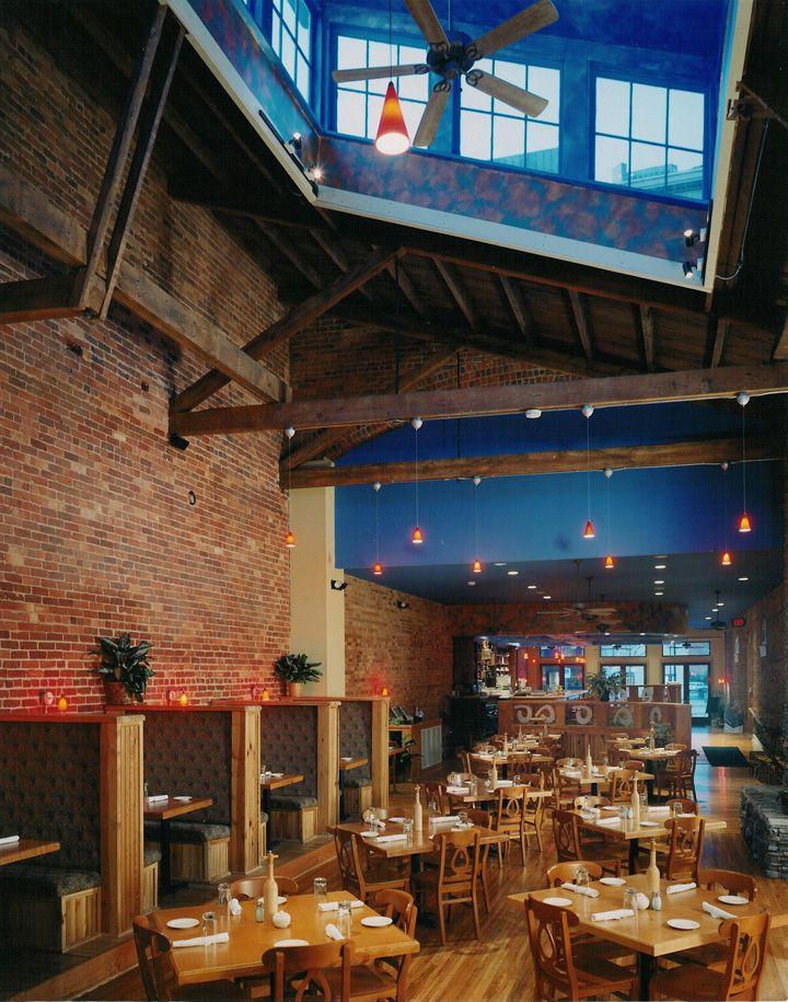Downtown Restaurants Greenville Nc