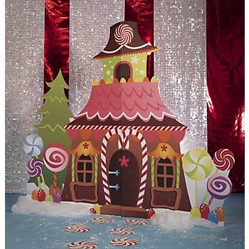 christmas candyland decorations and ideas | Candy House Standee Each - Party Supplies #candylanddecorations christmas candyland decorations and ideas | Candy House Standee Each - Party Supplies #candylanddecorations
