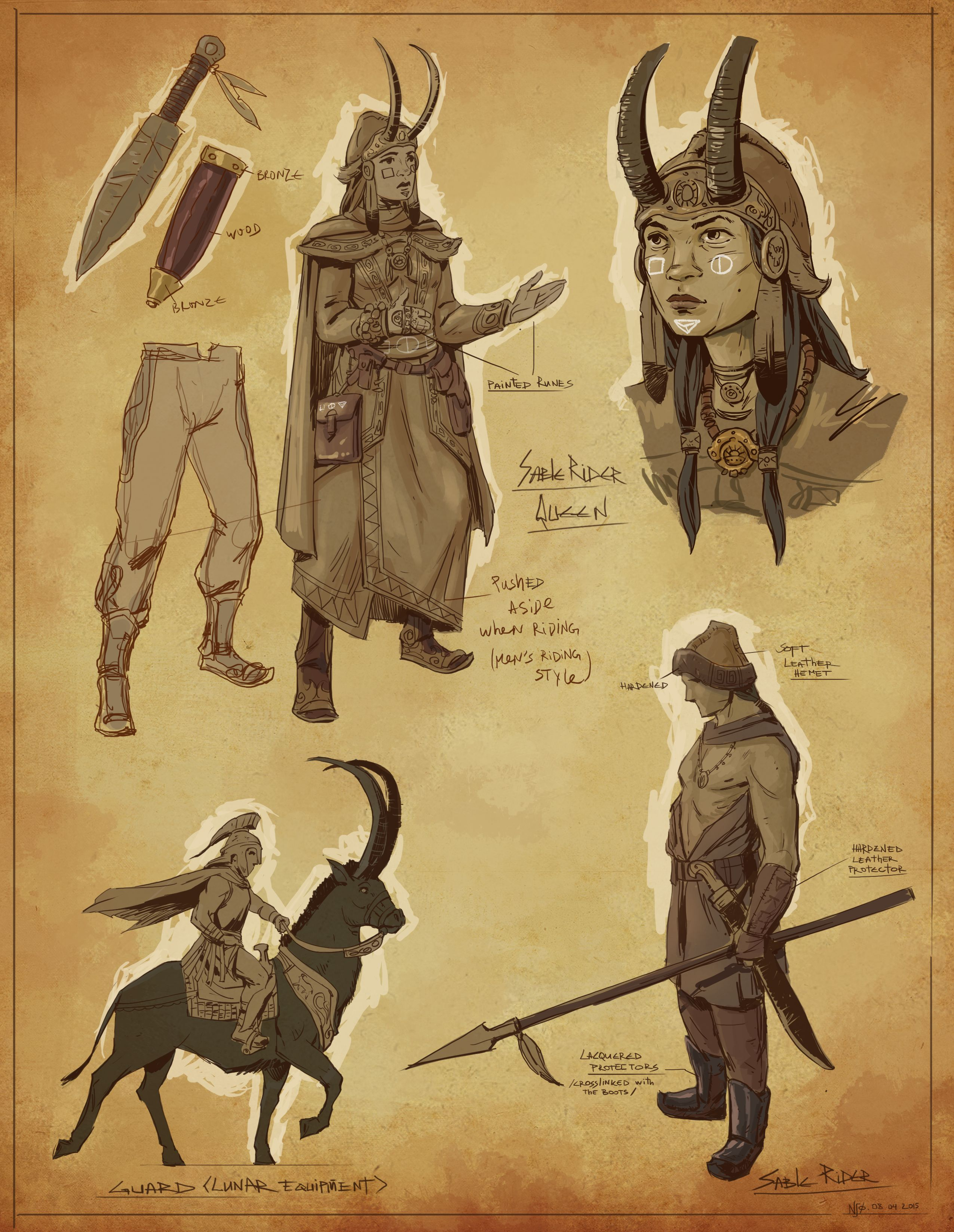 Designing the New RuneQuest - Part 3 | Glorantha | Fantasy