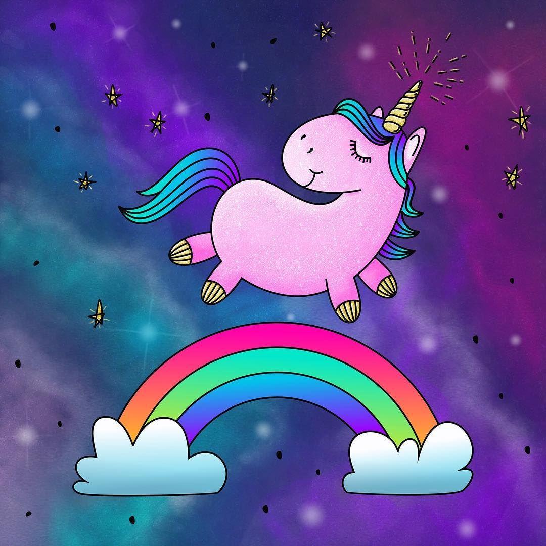 Did you color this secret bonus unicorn coloring page