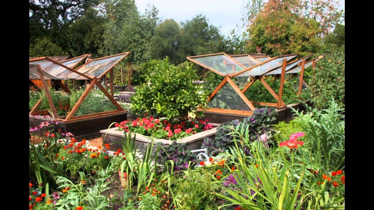 10 Vegetable Garden Setup Ideas Most Of The Awesome And Lovely Garden Layout Small Vegetable Gardens Backyard Garden Layout