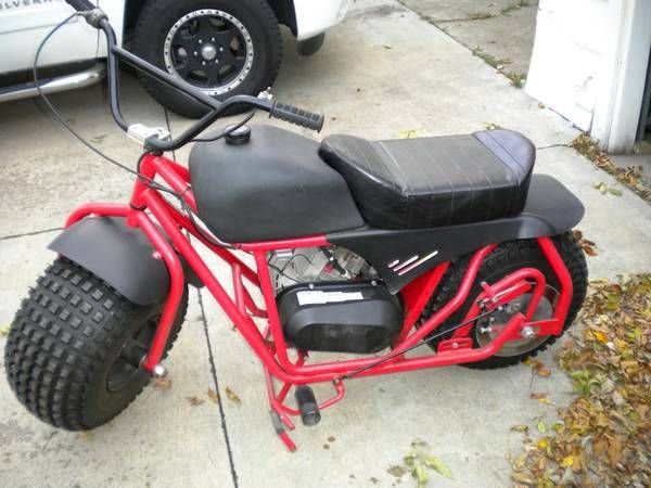 Scooter's, Go Carts, Mini Bikes
