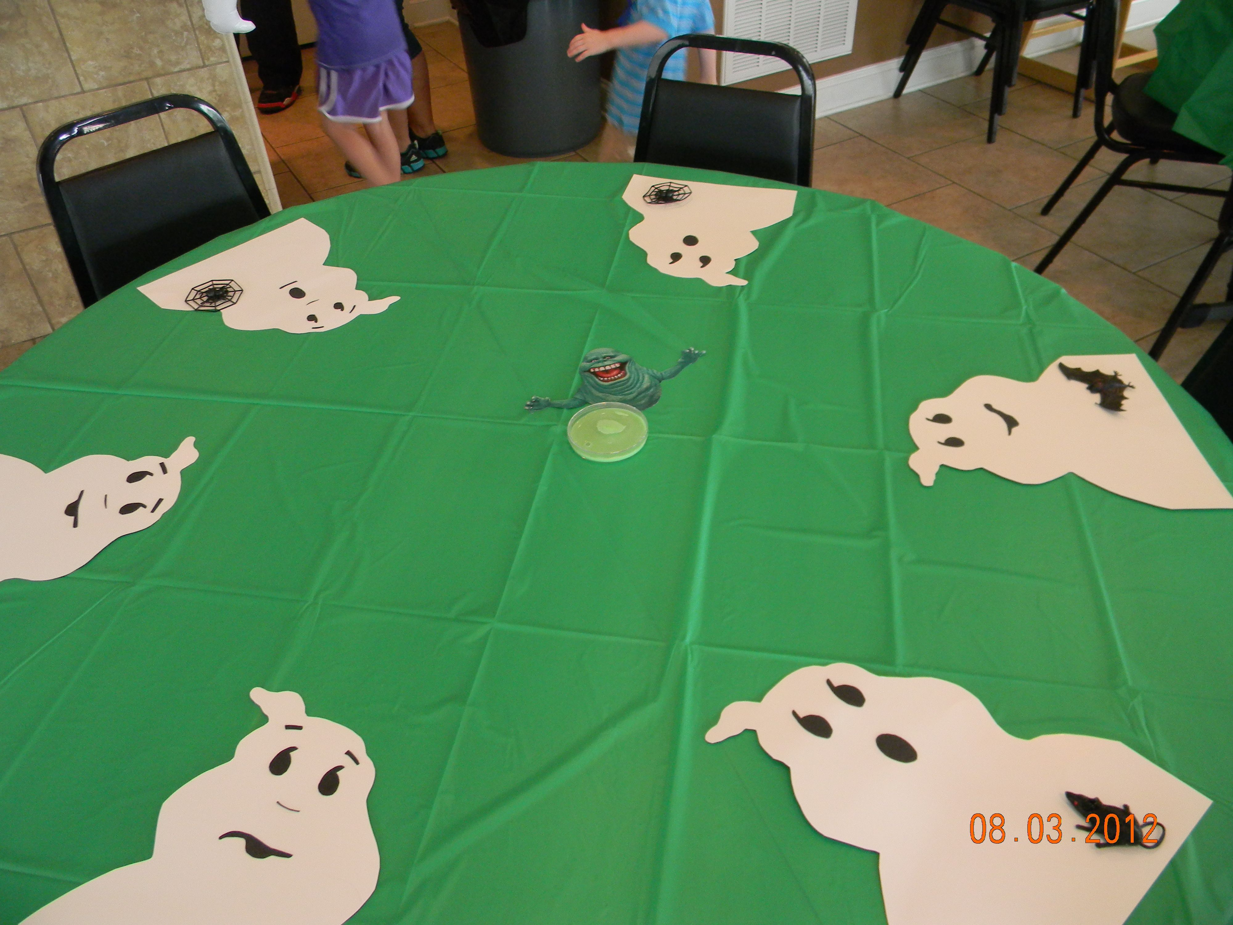Pin On Ghostbusters Party