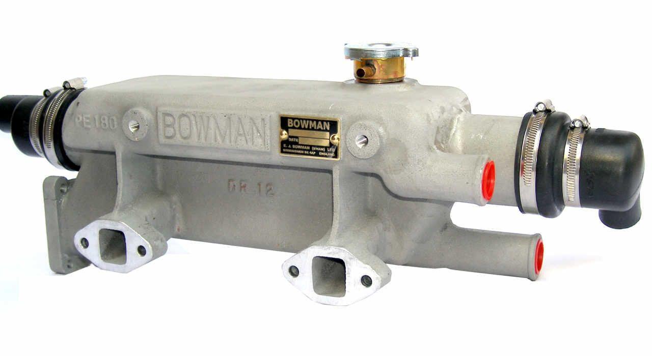 Perkins 4 108 Bowman Heat Exchanger | Macapali | Heat exchanger