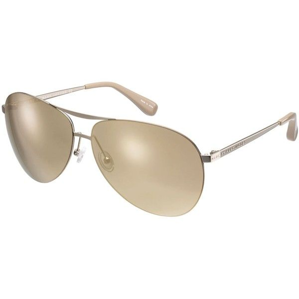 Marc by Marc Jacobs Aviator ($98) ❤ liked on Polyvore