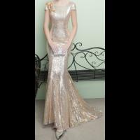 فساتين سهرة فخمة 2019 موديلات فساتين سوارية راقية Evening Dresses Dresses Fashion