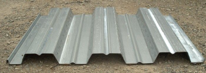 2w 36 Metal Decking 2 Quot Depth 36 Quot Coverage 8 To 14