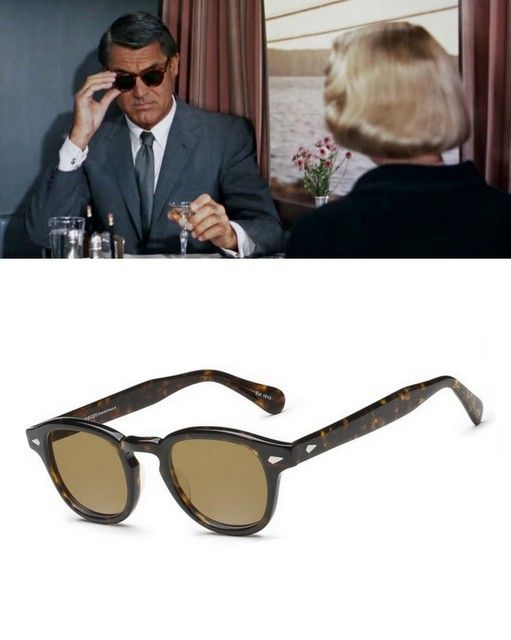 a800dbbfcb8d Eyewear. Moscot-Lemtosh-Cary-Grant-The-Journal-of-Style Ray