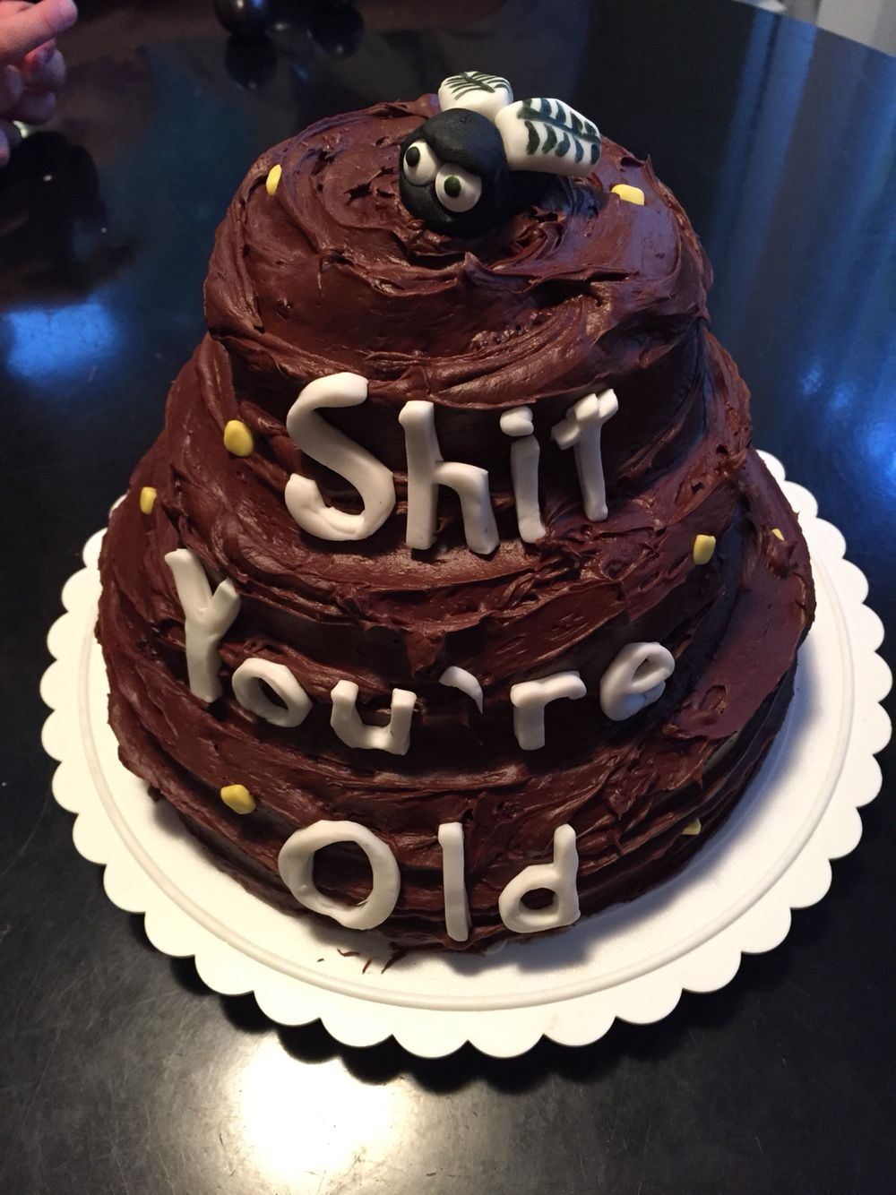 Shit You Re Old Cake By Cake Baby Desserts In 2019