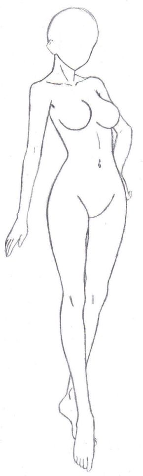 Lady pose | POSES & BODY EXPRESSIONS/GESTURES | DRAWING REFERENCES ...