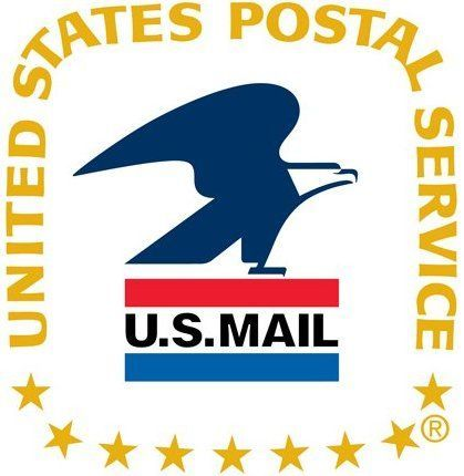 The USPS Logo Used In 1970 | Office retirement party, Loom beading, Postal  service logo