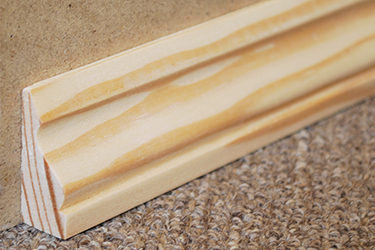 Baseboard Molding For Wainscoting Panels Baseboard Styles Baseboards Wainscoting Panels