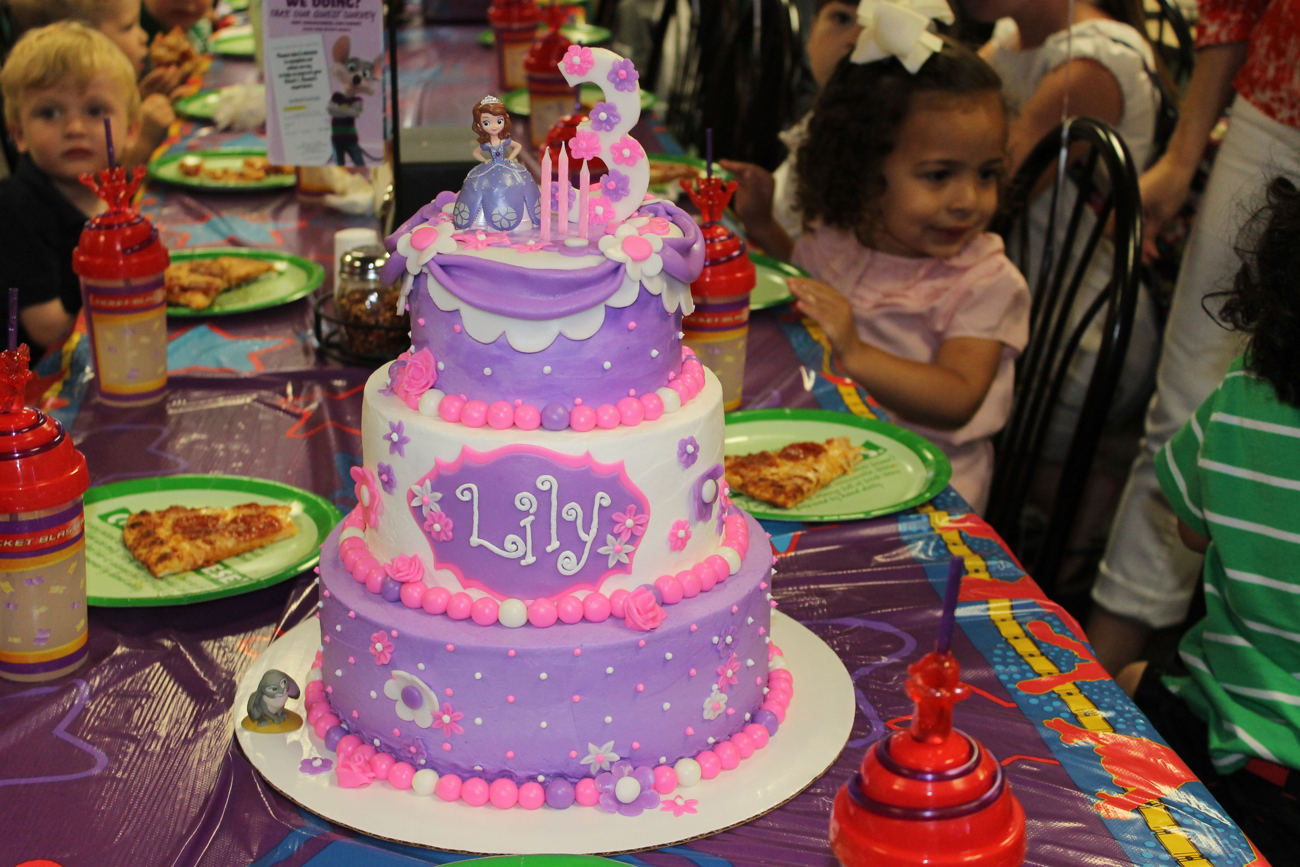 Sofia The First Cake Design Goldilocks : Sofia the First Cake Cake Ideas Pinterest Cake ...