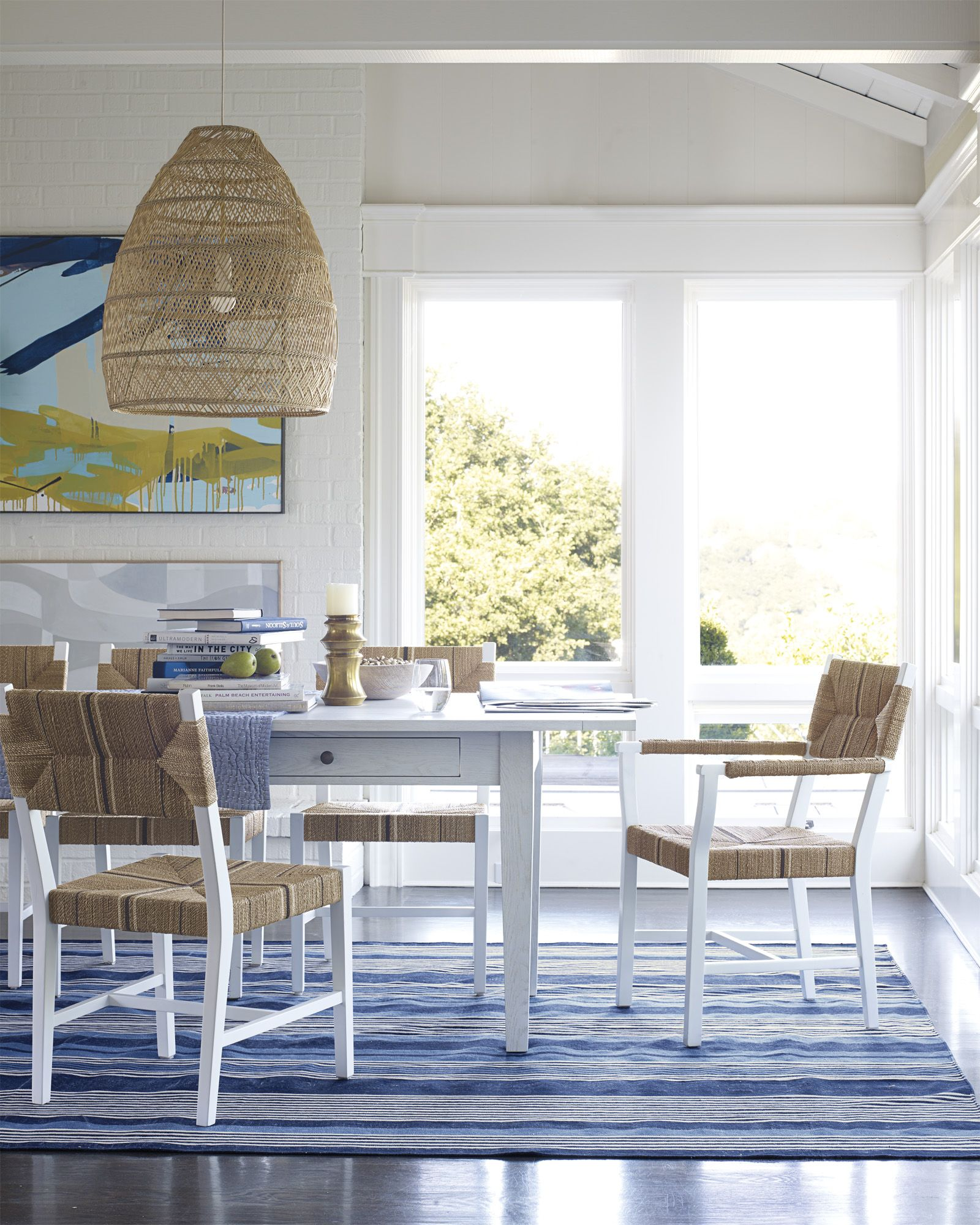 Carson Side Chair With Images Beach House Dining Room Beach