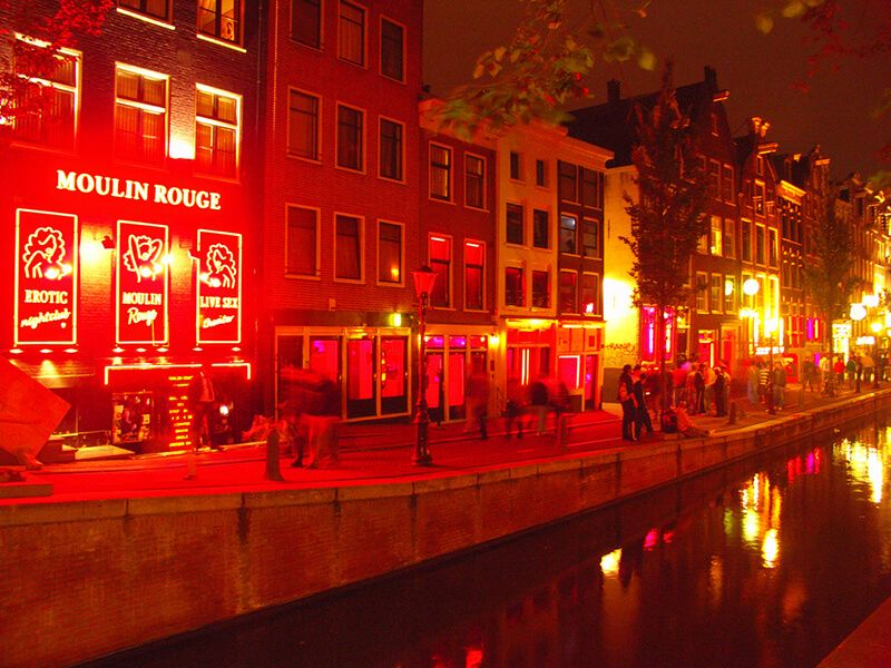 Hotels In The Red Light District Are A Great Way Of Having Fun But