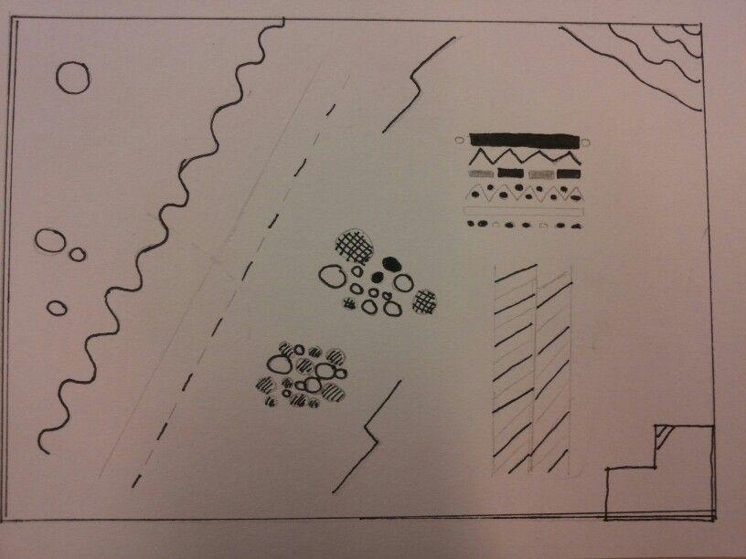 Eerste tekening :)