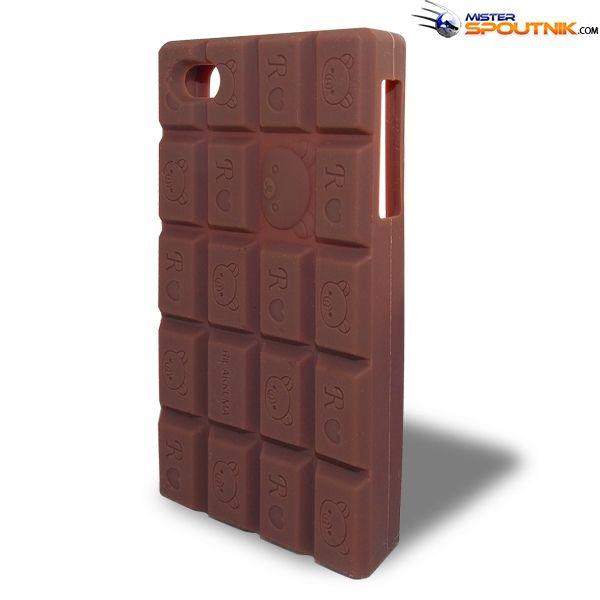 coque iphone 4 chocolat