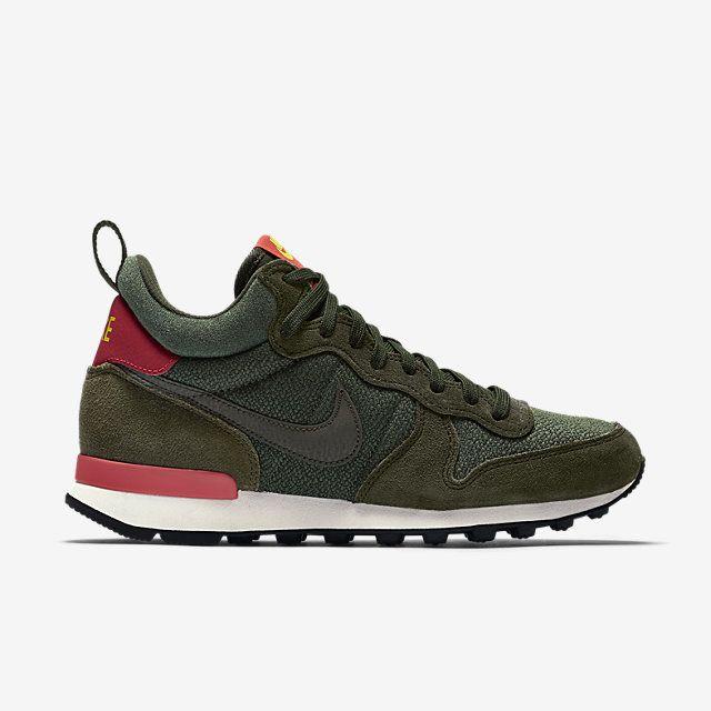 Nike Internationalist Mid Women's Shoe.