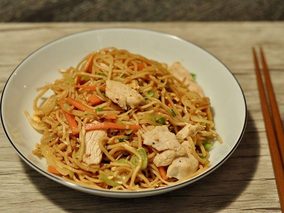 Photo of Fried Chinese Noodles by kaddi1310   Chef