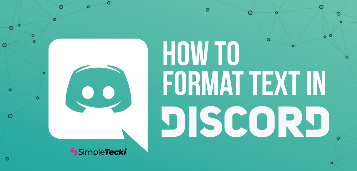 How To Format Text In Discord Discord Text Format
