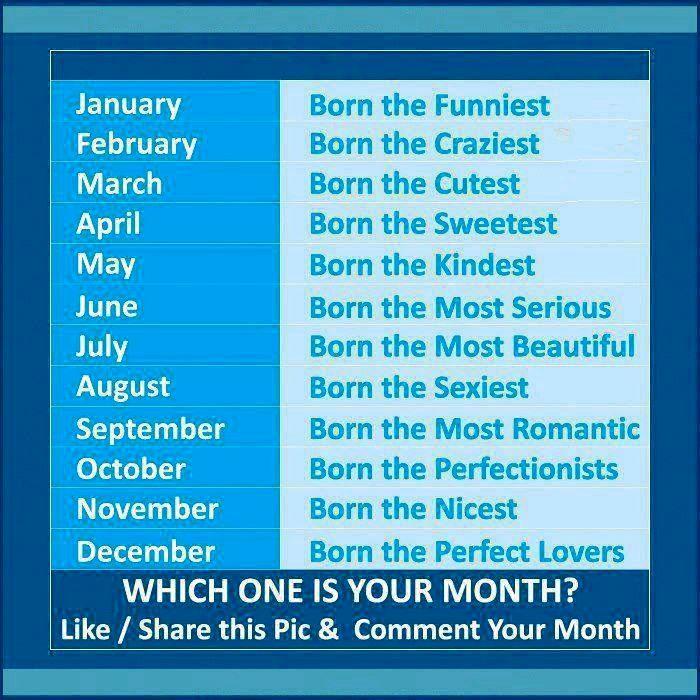 Merveilleux Funny Birthday Calendar