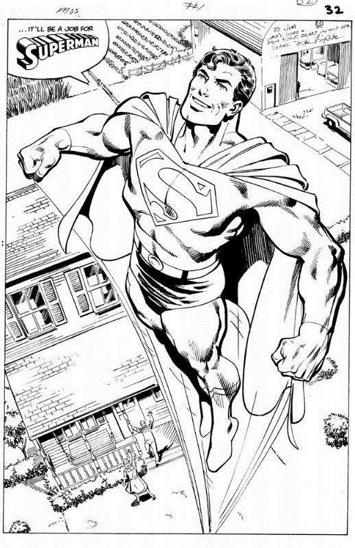 Johnbyrnedraws Dc Comics Art Superhero Coloring Pages Comic Books Art