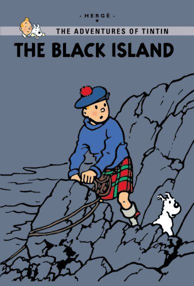 'The Black Island'  Published in December 2011