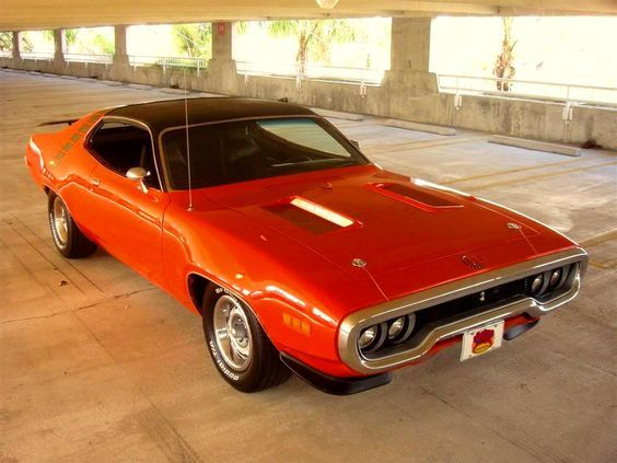 1971 Plymouth Road Runner -