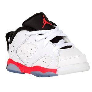 Garçons Air Jordan Rétro Enfant En Bas Âge 6 Chaussures Bas De Basket-ball