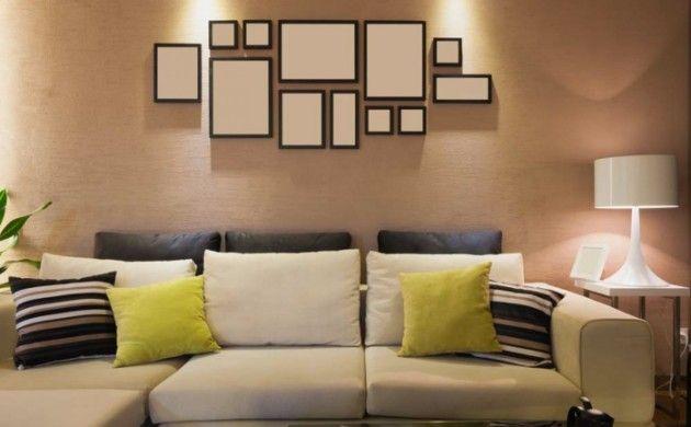 Wohnzimmer Beige gestalten - 60 Beispiele, wie Sie das besser machen ...