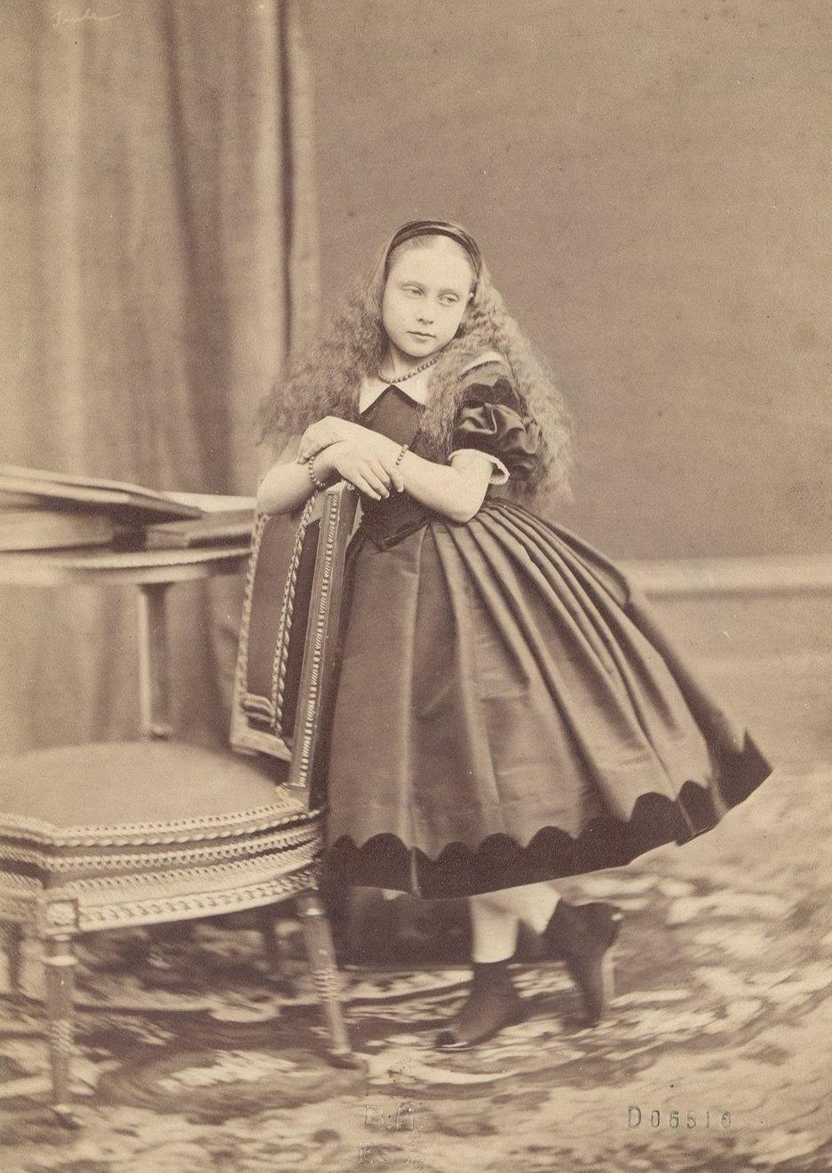 Princess Beatrice of the United Kingdom by AndréAdolphe