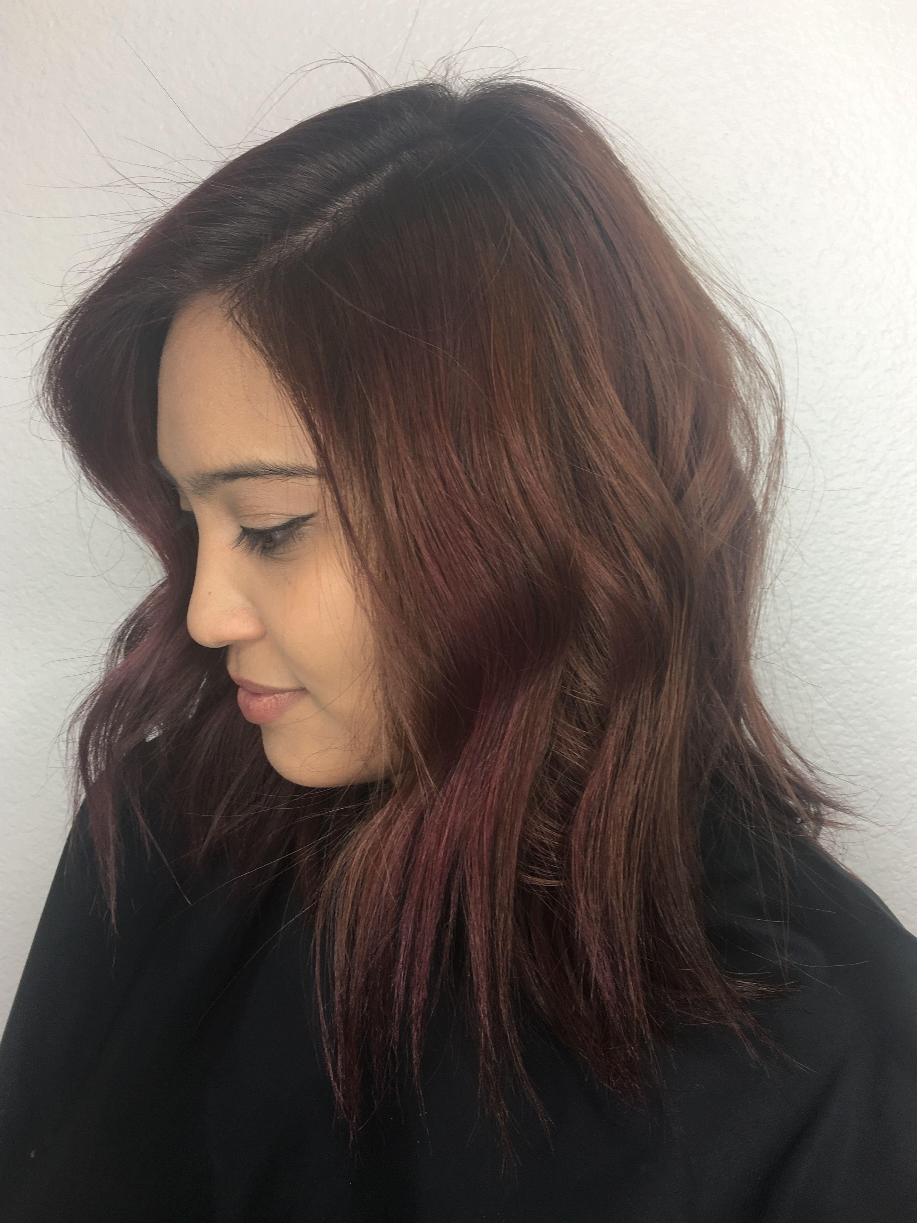 Rose Bronze Hair Color Hair Pinterest Bronze Hair And Hair
