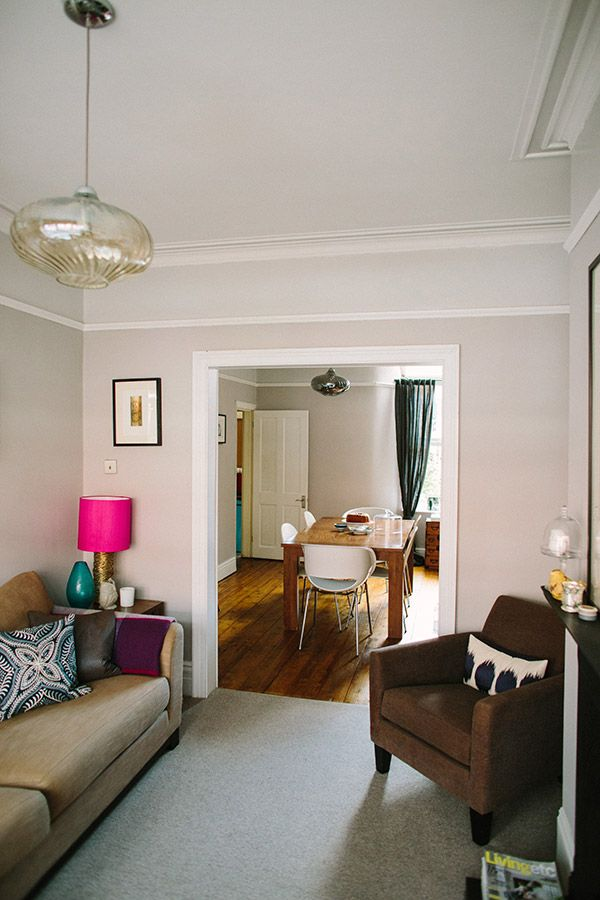 Modern victorian terraced house chorlton003 home decor for Victorian terrace dining room ideas