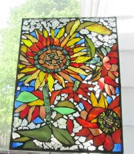 Image detail for -Stained Glass Mosaic Peacock by ~reflectionsshattered on deviantART