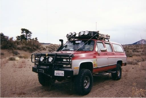 post your Suburban pics - Expedition Portal   Chevy ...