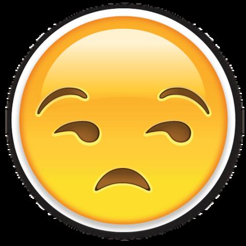 Resultado de imagem para emoji bored