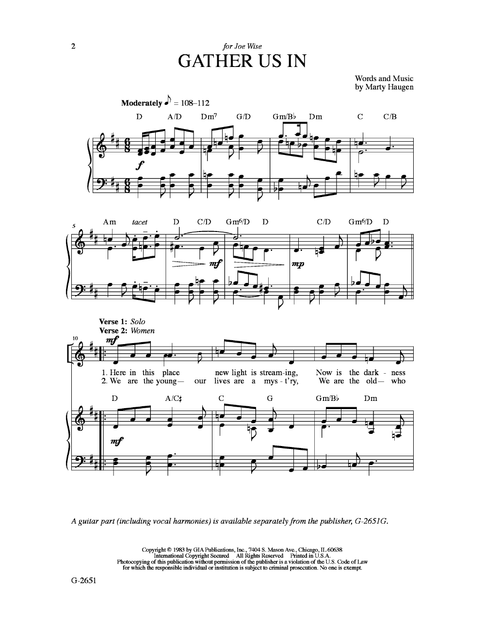 Gather us in sab by marty haugen jw pepper sheet music gather us in sab by marty haugen jw pepper sheet music fandeluxe Image collections
