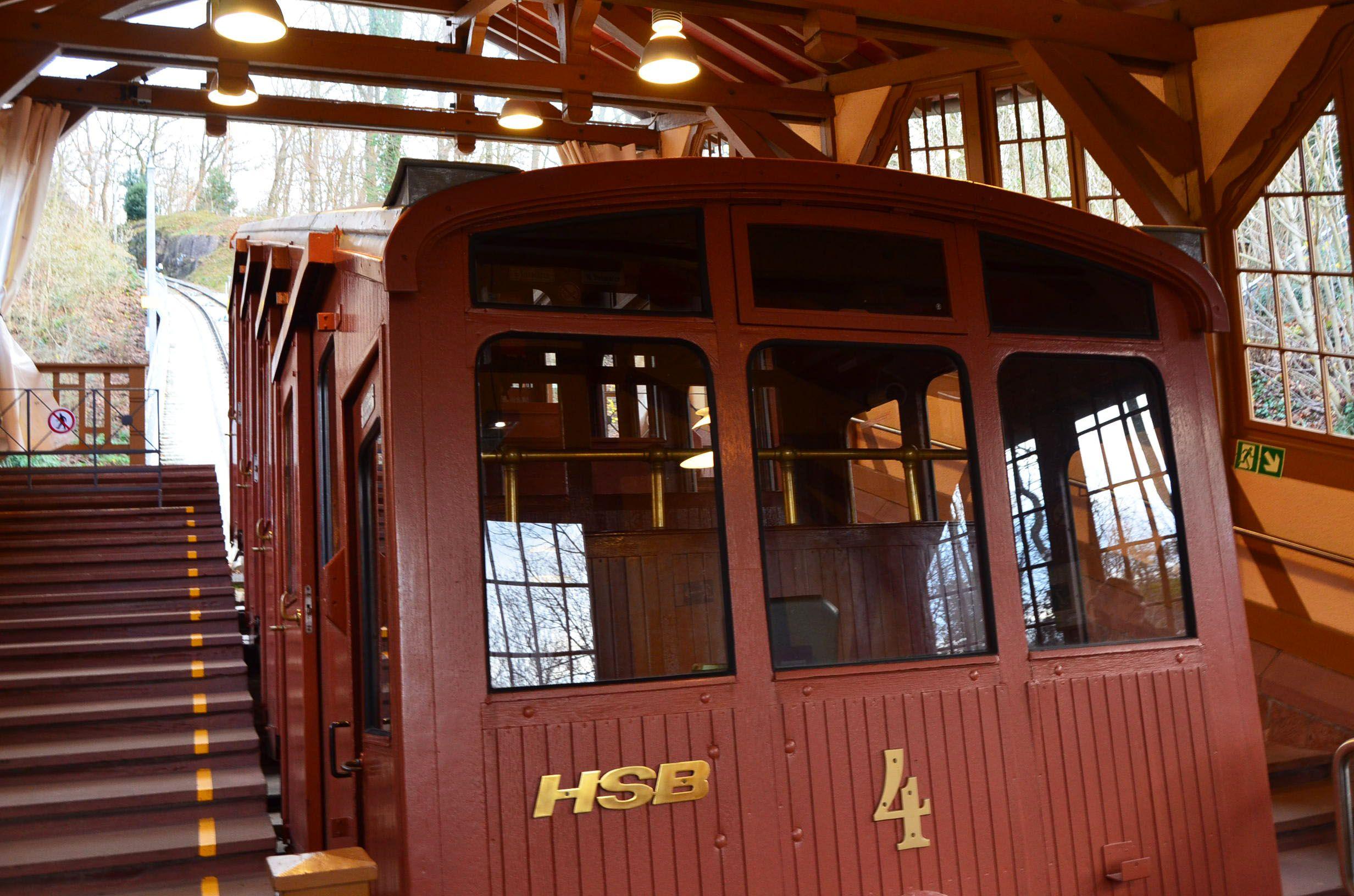 Funicular Heidelberg
