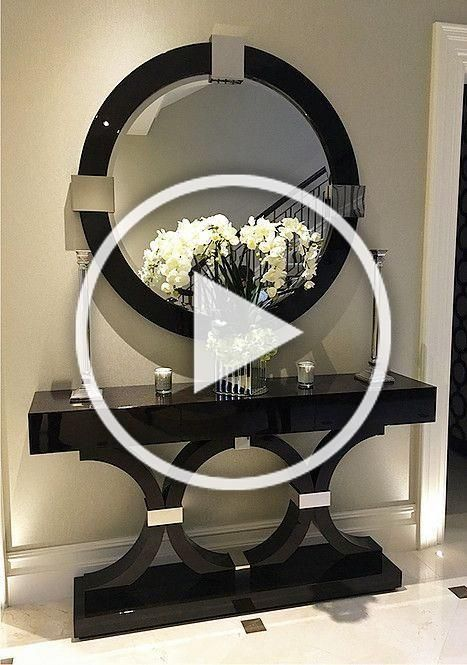 Photo of Cómo decorar su entrada de lujo – Blog de Insplosion – CONSOLA TABLAS INSPIRAR …