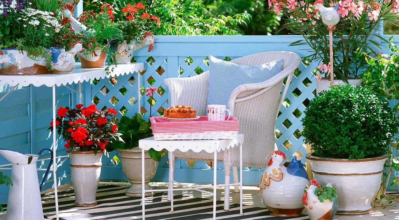 Romantyczny ogród | Meble i akcesoria wybrane przez stylistki Westwing