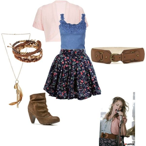 lemonade mouth stella outfits - photo #16