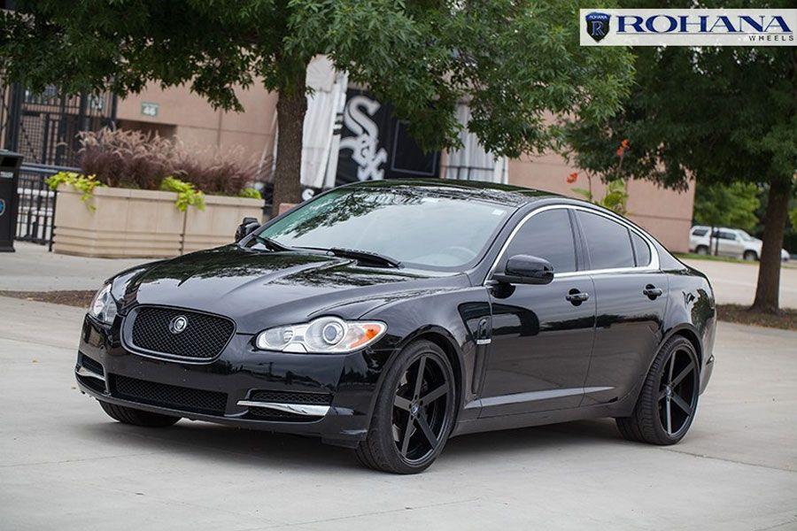 Image Result For 2013 Black Jaguar Xf Rims Jaguar Pinterest